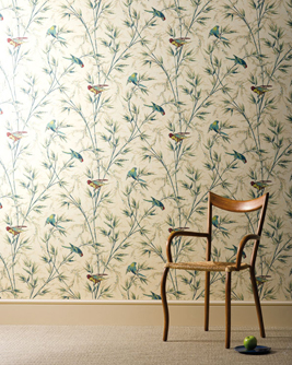 Gt Ormond St parchment, The Little Greene
