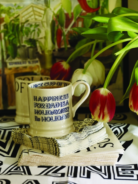 Happiness Half Pint Mug, £15.95 - Emma Bridgewater