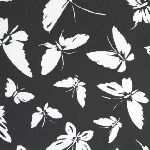 Butterfly fabric, £34 per m, Runaway Coast