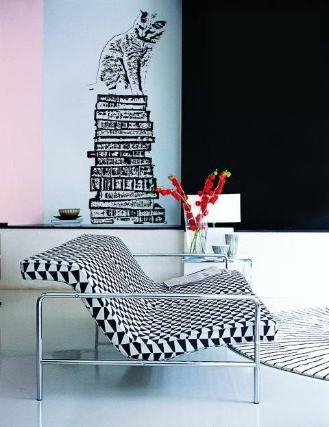 BLACKWHITE ROOM CATNBOOK