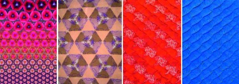 print tuft and fold