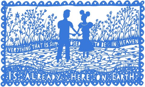 rob ryan tea towel
