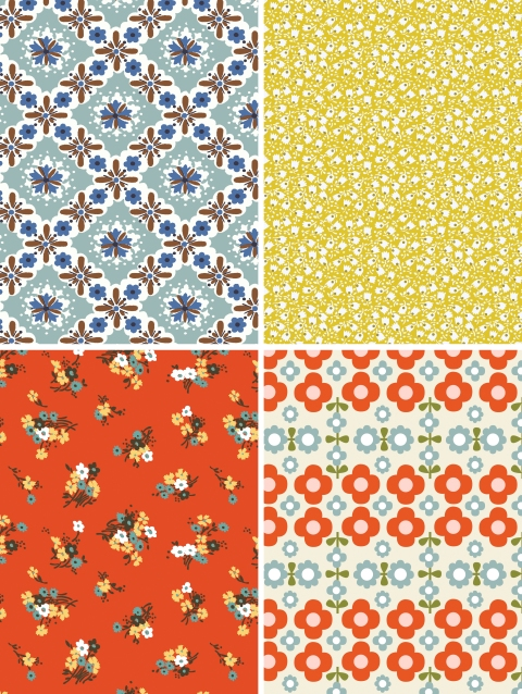 floral patterns3