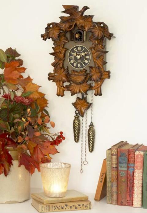 tesco cuckoo clock