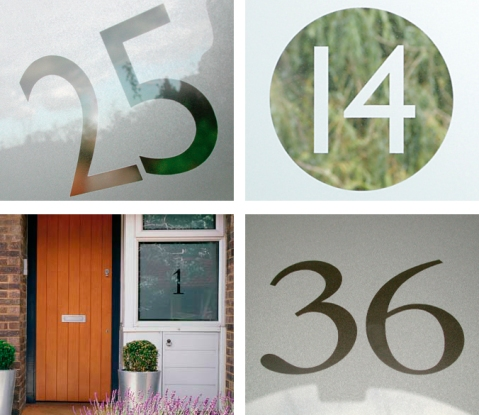 window film numbers