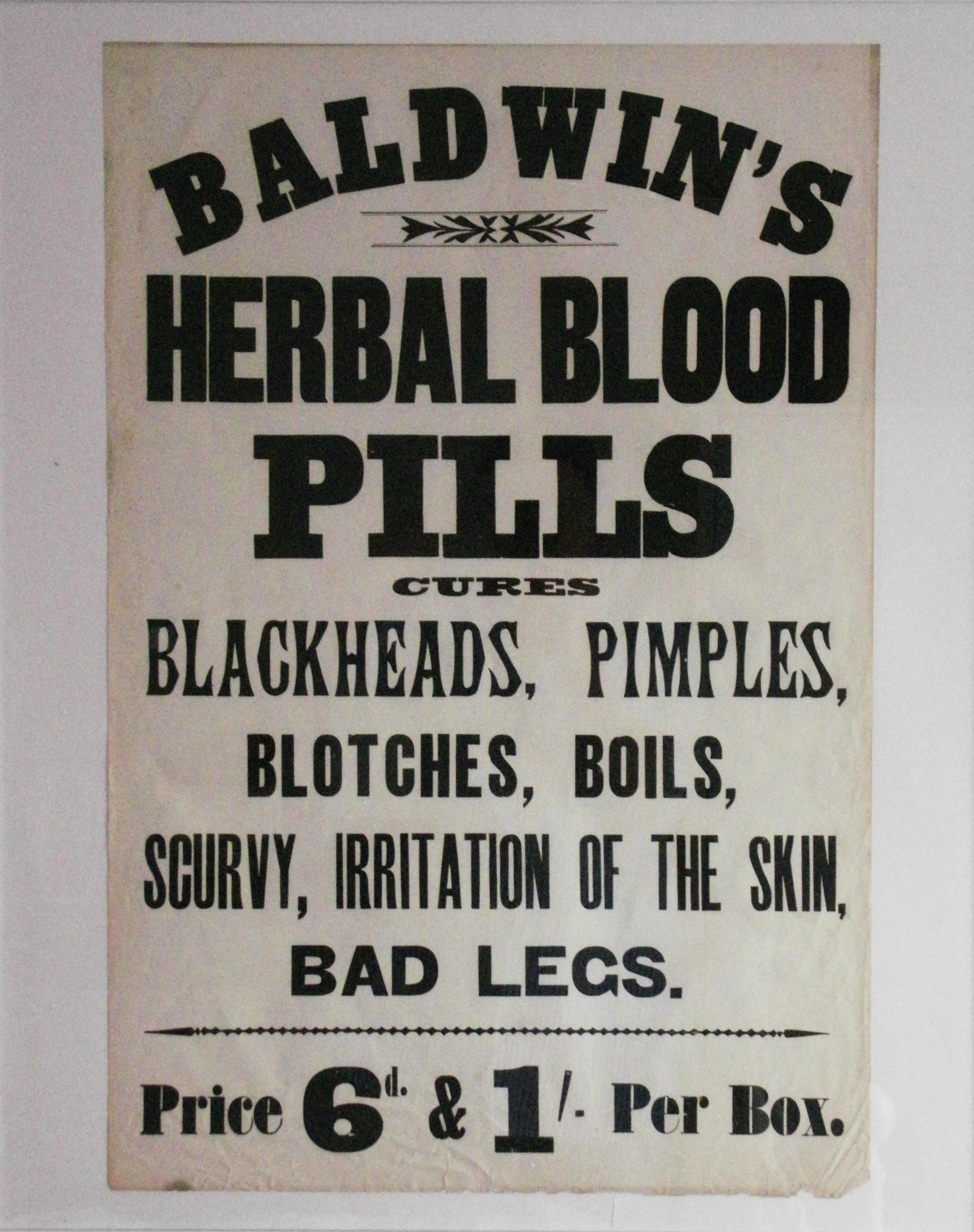 vintage poster «