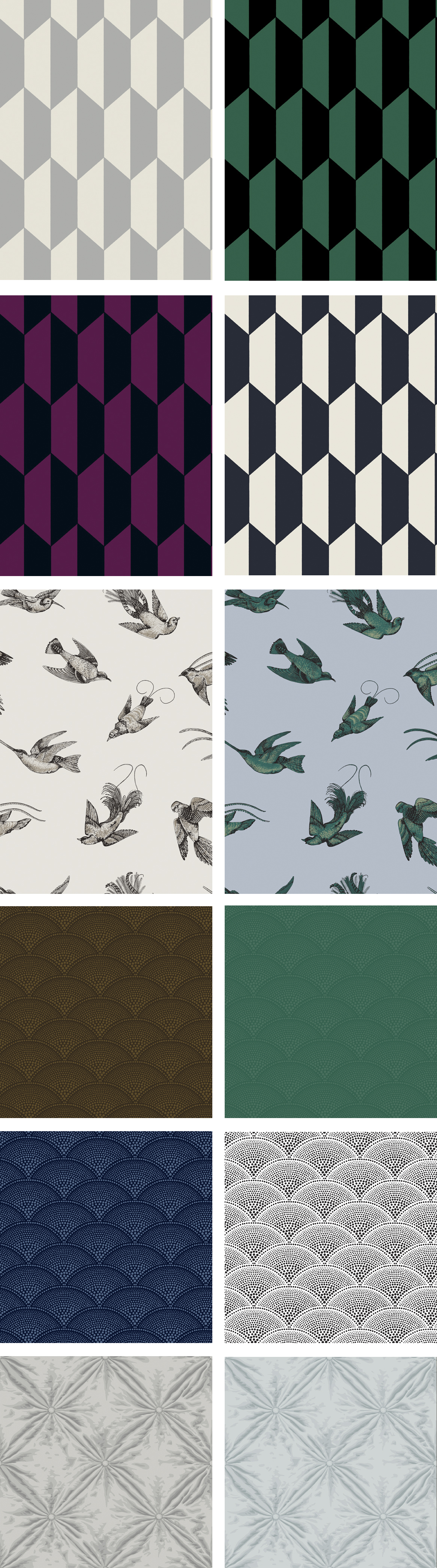 NEW: Cole & Son wallpapers « HomeShoppingSpy