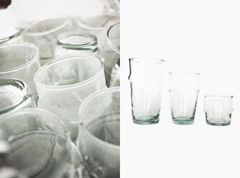 handblown glasses, sparrow & co, samuel sparrow, artisan, ideal home, homeshoppingspy