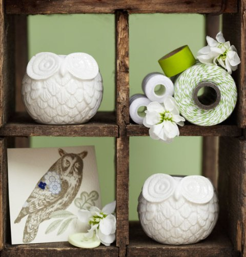 Tesco, SS2012, ceramics, tea light holder, rustic, country-style, ideal home, homeshoppingspy, alice humphrys