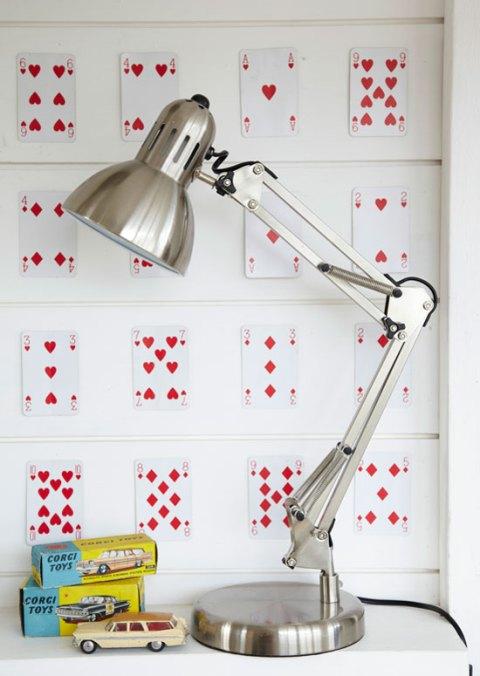 retro desk lamp, lighting, home office, tesco, Spring 2012 preview, ideal home, homeshoppingspy, alice humphrys,