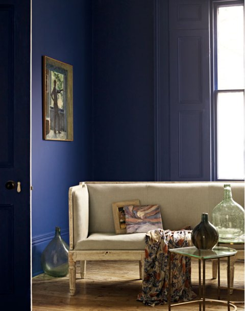 Fired Earth, The Paint Collection, New paint range, Fired Earth buyers, accent colours, statement wall, neutrals, Kevin McCloud, ideal home, decorating, interiors, homeshoppingspy, alice humphrys