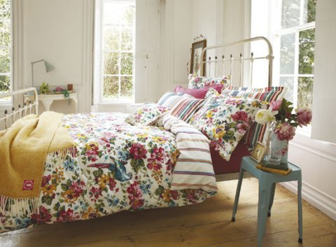 Joules bedlinen, Bedeck, AW12, Joules, country style, homeware, bedding, bedroom, preview, ideal home, homeshoppingspy, alice humphrys
