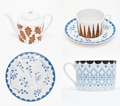 House of Rym, Couverture, porcelain, china, tableware, dining, Scandinavian design, collection, ideal home, homeshoppingspy, alice humphrys